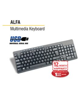 alfa-multimedia-keyboard